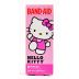 Band-Aid Hello Kitty Adhesive Bandage (8 Pack) P05-0120411-8200 - 8 sterile bandages (all one size) with Hello Kitty images, in travel size cardboard box.