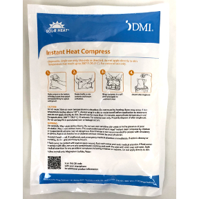 Sol-R Heat® Single Use Hot Pack, P05-0227302-8200