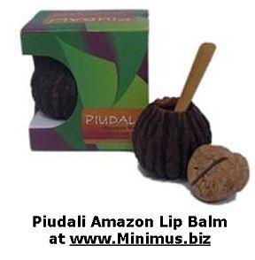 Waliwa Piudali Amazonian Lip Balm at Minimus.biz