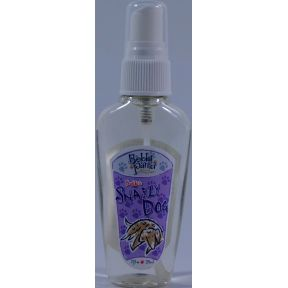 Bobbi Panter Snarly Dog - Leave In Conditioning Spray QC3-0240502-8200-2 fl oz spray bottle of natural leave in conditioning spray for dog.