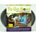 To Go Bowl for pets - Silver QS2-0684701-9300-Travel pet bowl.
