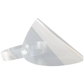 Advoque Safeguard Protective Face Shield - 20 Pack S01-0167503-9000