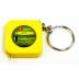 Measuring Tape with Keychain - 3 ft S01-0972511-9000-A single 3 ft, retracting tape, Tape Measure on a Keychain.