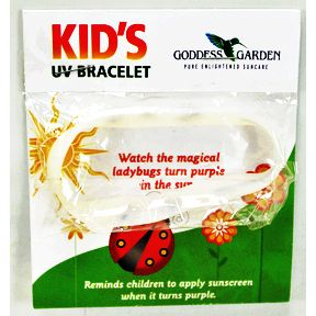 Goddess Garden® UV Bracelet - Kids S01-1050311-9000