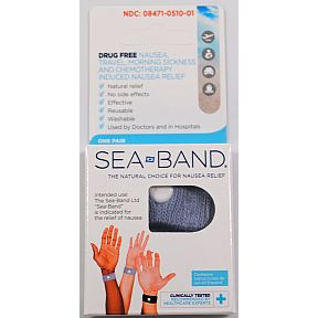 Sea Band® for morning and travel sickness S01-1159301-9000