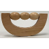 Wooden Hand Massager, S02-0537701-9000