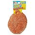 Chore Boy Copper Scrubber S05-0143201-9000 - 1 copper scrubber. Perfect for pots & pans. Won't rust or splinter.