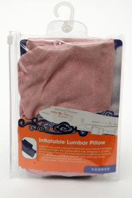 Do Good - Inflatable Lumbar Pillow - Pink T03-0471001-9005