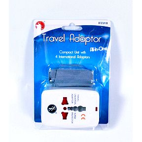 Global Power Adapter T03-0577202-9001 - A universal adapter.