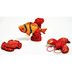 Polystone Mini Seaside Fish, Coral, Lobster (4 pc set) U03-0201232-3094-4 pc set of mini seaside accessories. Garden décor.