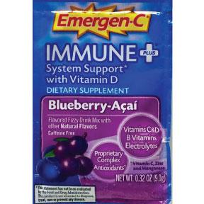 Emergen-c blueberry acai