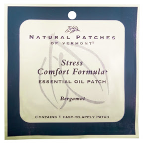 Naturopatch of Vermont Aromatherapy Body Patch - Relief from Stress V03-0365101-1400