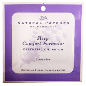 Naturopatch of Vermont Aromatherapy Body Patch - Sleep Aid V03-0365105-1400